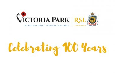 100 Years Victoria Park RSL